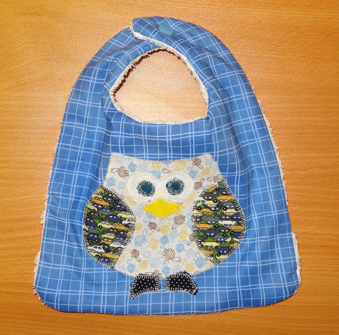 Baby Bib Applique