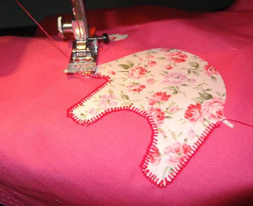 Applique Sewing