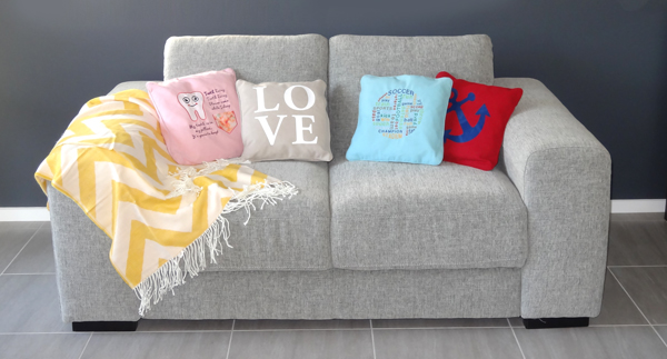 Embroider Buddy Cushions