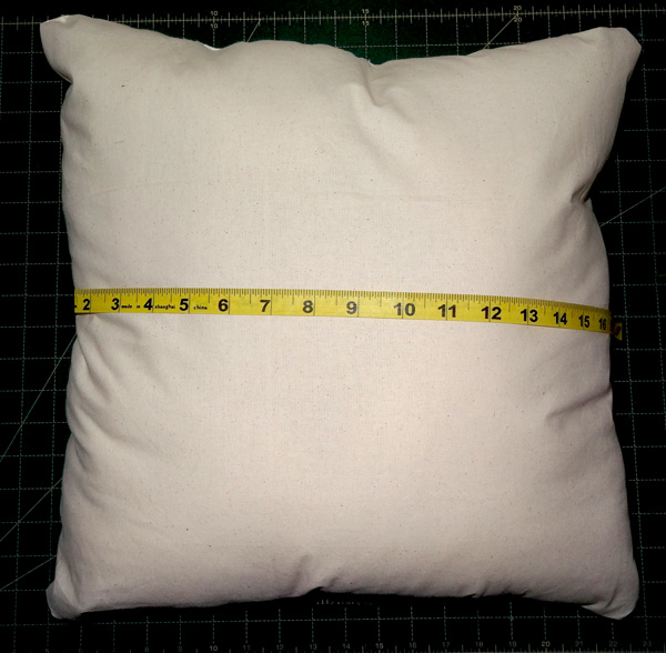 Measure your Pillow