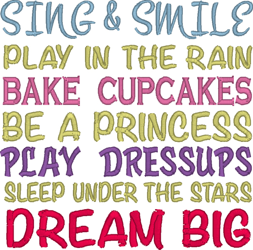 Sing and Smile