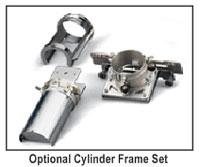 PR cylinder frame