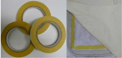 Echidna double sided tape for machine embroidery