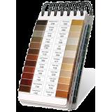 Hemingworth thread colour chart